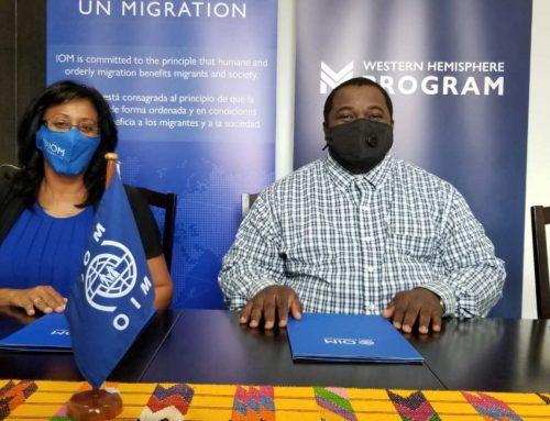 IOM Immigration Digitization